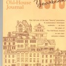 The Old House Journal 1976 Yearbook