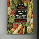 Americas Best Vegetable Recipes Cookbook Farm Journal Vintage