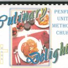 Culinary Delights Cookbook Regional New York Church