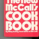 The New McCalls Cook Book Cookbook Mary Eckley Vintage 0394485181 First Edition McCall's Mc Calls