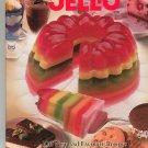 The Magic Of Jell-O Cookbook 0968185037 JellO  Jell O