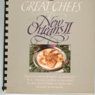 Great Chefs Of New Orleans II Cookbook 0380879735 PBS Television Series
