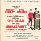 The Roar Of The Greasepaint Leslie Bricusse Anthony Newley Vintage Vocal Selections