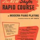 The New Shefte Rapid Course Book 2 Piano Vintage Forster Music Publishers