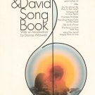 The Bacharach & David Songbook Song Book Introduction by Dionne Warwick 671204947 Vintage