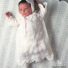 Baby Layettes Book 2 Knit  Crochet Leisure Arts 460