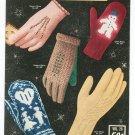 Gloves and Mittens Knit & Crochet Vintage Volume 29 Bernhard Ulmann Co.