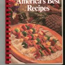Americas Best Recipes Cookbook 1988  Hometown Collection 0848707370