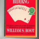 Bridge Commonsense Bidding William S Root 0517884305 Card Game