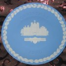 Wedgwood Christmas Collector Plate 1980 St. James's Palace With Box