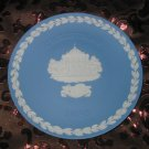 Wedgwood Christmas Collector Plate 1985 Tate Gallery With Box