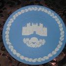 Wedgwood Christmas Collector Plate 1976 Hampton Court With Box