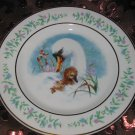 Avon Gentle Moments Plate Vintage 1975
