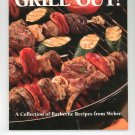 Weber Grill Out Cookbook Sears