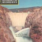 Arizona Highways March 1956 Vintage Lake Mead National Recreation Area