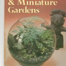 Terrariums & Miniature Gardens by Sunset 376037814 Vintage 1973