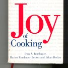 All New All Purpose Joy Of Cooking Cookbook 0684818701 Rombauer Becker