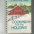 Cooking For The Holidays Cookbook Regional New York American Cancer Society