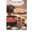 Tap Into Tapioca Cookbook