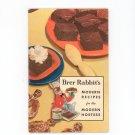 Brer Rabbit's Modern Recipes Cookbook Molasses