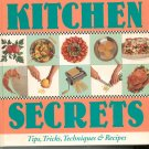 Kitchen Secrets Cookbook Plus by Readers Digest 0762100087