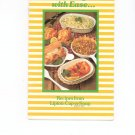 Cooking With Ease Recipes From Lipton Cup A Soup Cookbook