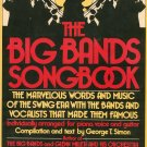 The Big Band Songbook Swing Era 0064640493 Piano Voice Guitar