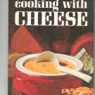 Better Homes & Gardens Cooking With Cheese Cookbook Vintage Item