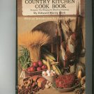 The Country Kitchen Cook Book Cookbook by Edward  Harris Heth Vintage 1968