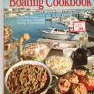 Southern Living Boating Cookbook Vintage 1974