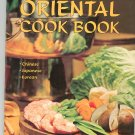 Sunset Oriental Cook Book Cookbook Vintage Chinese Japanese Korean 37602531x