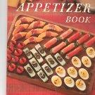 Sunset Appetizer Book Cookbook Vintage  376020318