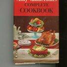 Amy Vanderbilts Complete Cookbook Vintage 1961