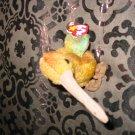 Ty Beak The Kiwi Bird With Tag Retired Beanie Baby
