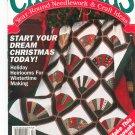 Christmas Magazine January / February 1991 Craft & Needlework