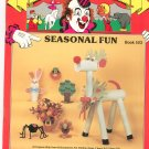 Home Crafts For Kids Seasonal Fun Book 503 Sandy Bagge & Honey Cain