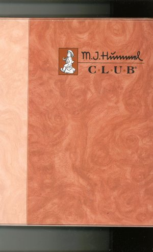 M. J. Hummel Club Binder & Spring 2000 Summer 2000 Insights North American
