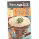 Riceland Rice Cook Book Cookbook