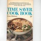 Pillsburys Time Saver Cook Book Cookbook Vintage Item