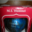 M. I. Hiummel 1989 Ornament Christmas Song 7th Annual Edition  With Box