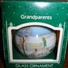 Hallmark 1987 Ornament Grandparents With Box