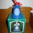 Hallmark 1987 Ornament Mother And Dad Bell With Box