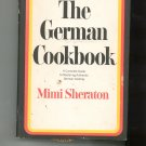 The German Cookbook by Mimi Sheraton Vintage 1977