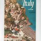 Italy In Pictures Visual Geography Series Vintage 1967