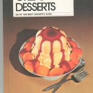 Great Desserts Cookbook by Family Circle 0405114044