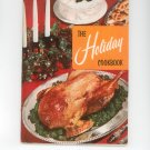 The Holiday Cookbook # 124 by Culinary Arts Institute  Vintage Item