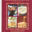 Seasonal Celebrations Volume 2 Cookbook by American Dairy Assoc.