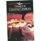 Coco Lopez Cream Of Coconut Creations Cookbook