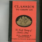Vintage The Family Treasury of Children's Stories Fun Fables & Adventure Classics To Grow On