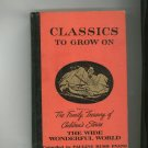Vintage A Family Treasury of Children's Stories Evans  First Edition Classics To Grow On
